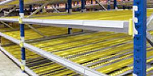 Carton Pallet Flow Rack