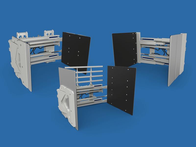 Forklift Carton Clamp Attachment