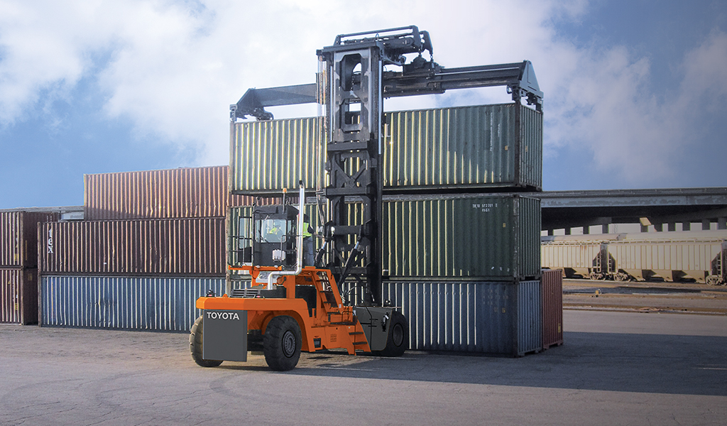 Toyota Container Handler