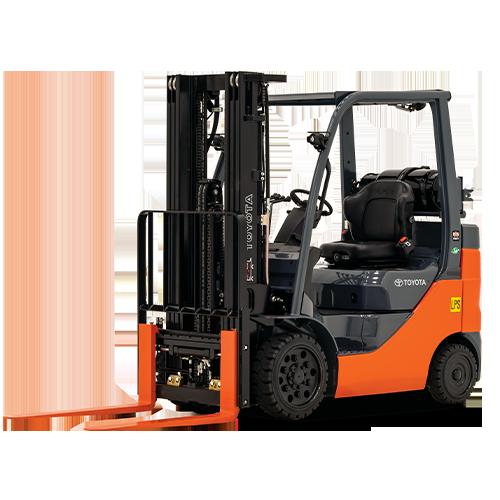 Toyota IC LPG Forklift