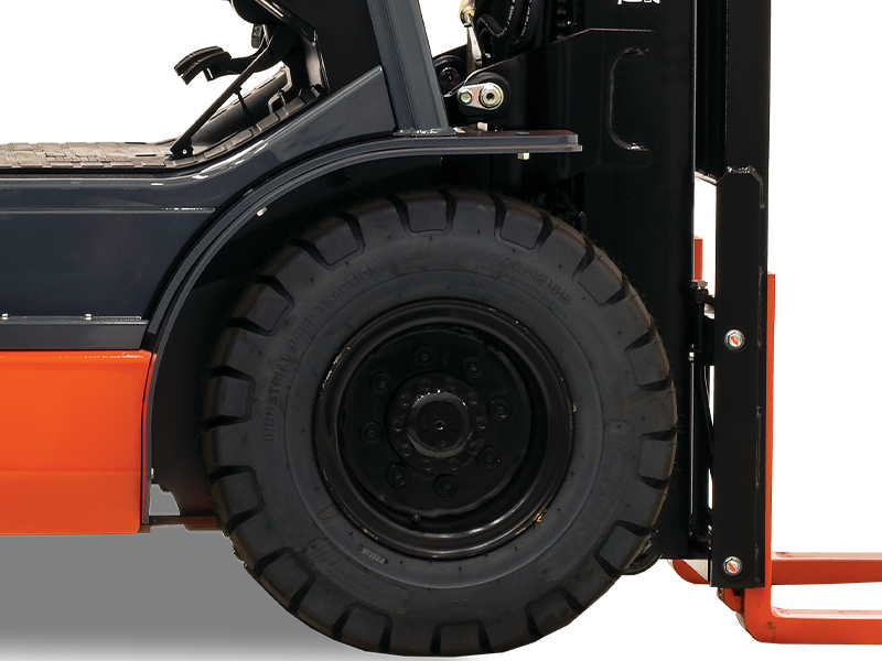 Pneumatic Forklift Tires