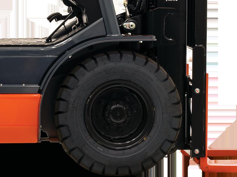 Pneumatic Forklift Tires