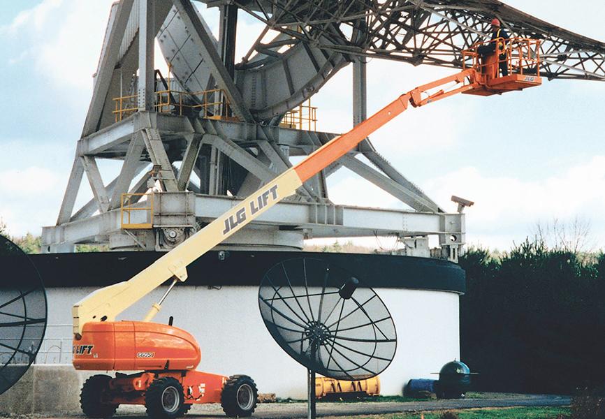 Telescopic Boom Lift JLG