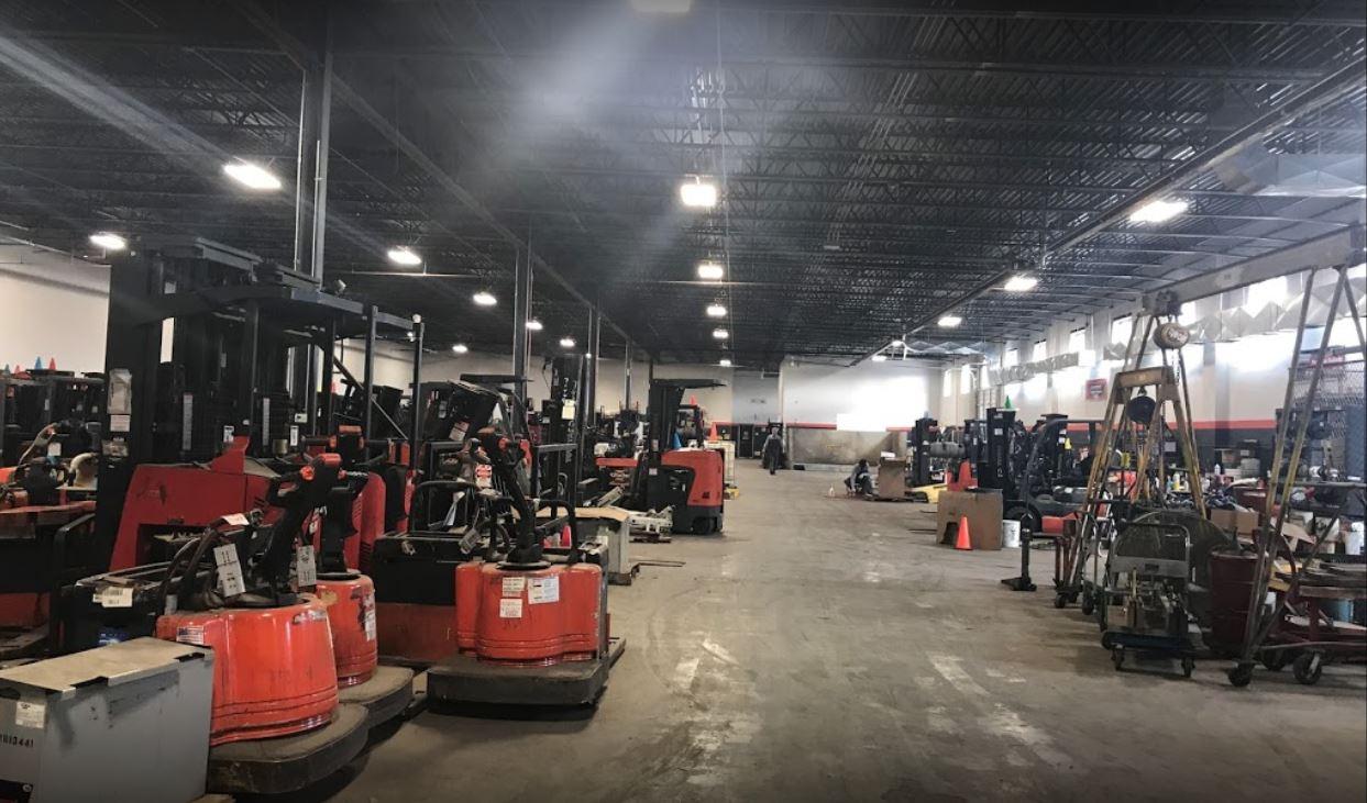 Pennsylvania Toyota Forklift Dealership