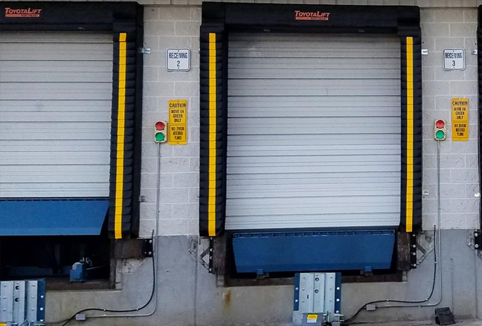 Dock Door Seal