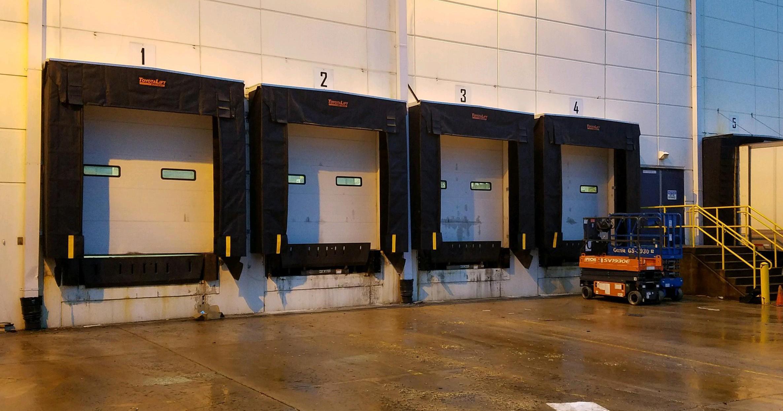 Warehouse Dock Doors