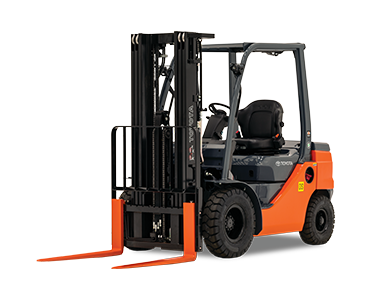 Pneumatic IC Forklift Toyota