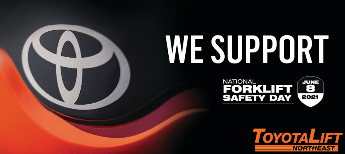 National Forklift Safety Day 2021