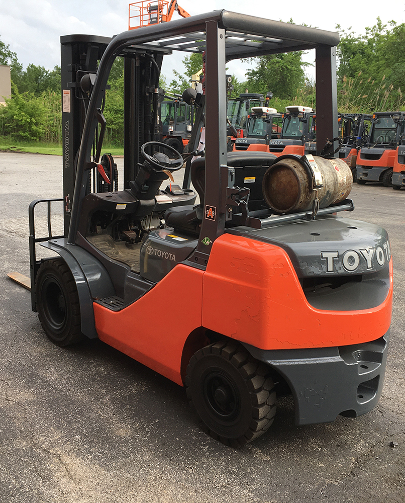 Used Toyota Forklift in PA